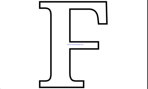 Coloring Letter F by Printable Letter F Coloring Page Printable Pdf Letter F