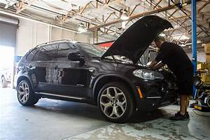 Bmw X5 Turbo Diesel E70 With Performance Tuning Box Kit