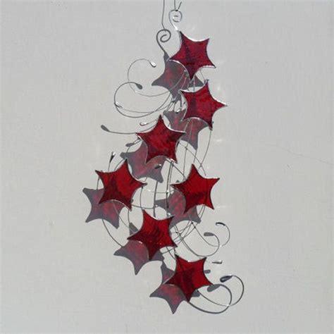 Weihnachtsdeko Fenster Rosa by Pink Stained Glass Suncatcher Pink Swirls