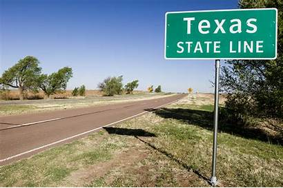 Texas Line State Says Modest Proposal