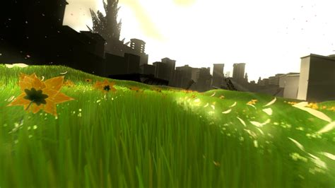 flower ps playstation  game profile news reviews  screenshots