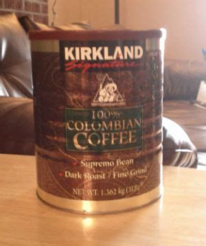 kirkland signature colombian coffee product review