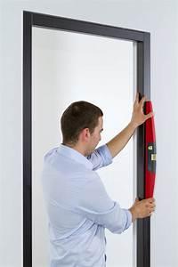 Installer un bloc porte diy family for Installer un bloc porte