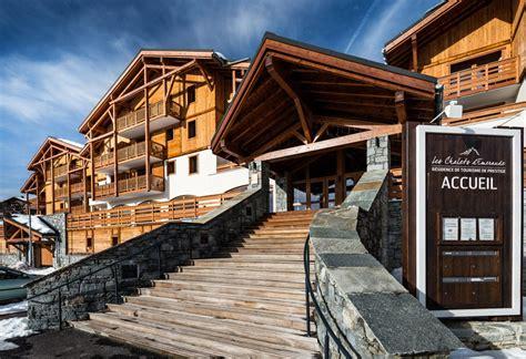 residence lagrange les chalets d emeraude 5 les saisies location vacances ski les saisies