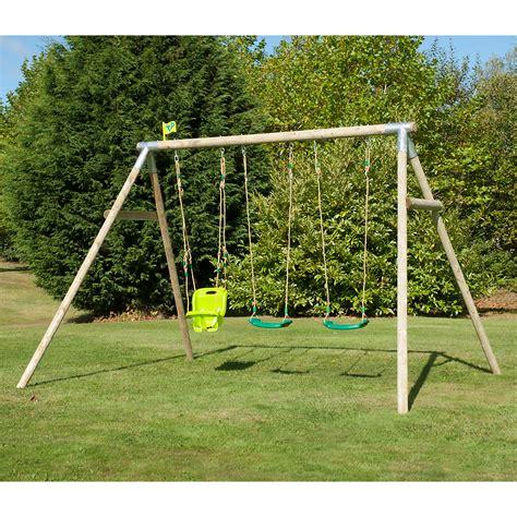 Swing Swing by Childrens Swings Swing Sets Garden Wooden Swings
