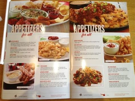 applebee s light menu menu 1 picture of applebee s kuwait city tripadvisor