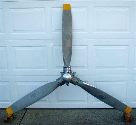 Hartzell Airplane Propeller Ceiling Fan by Fabriquer Un Ventilateur De Plafond Avec Une H 233 Lice D
