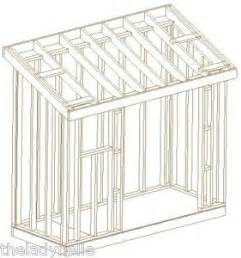 12x16 slant roof shed plans 12x16 shed plans slanted roof sheds out buildings