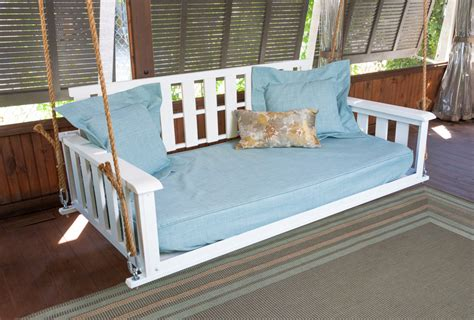 12575 outdoor swing bed bed swings archives the porch companythe porch company