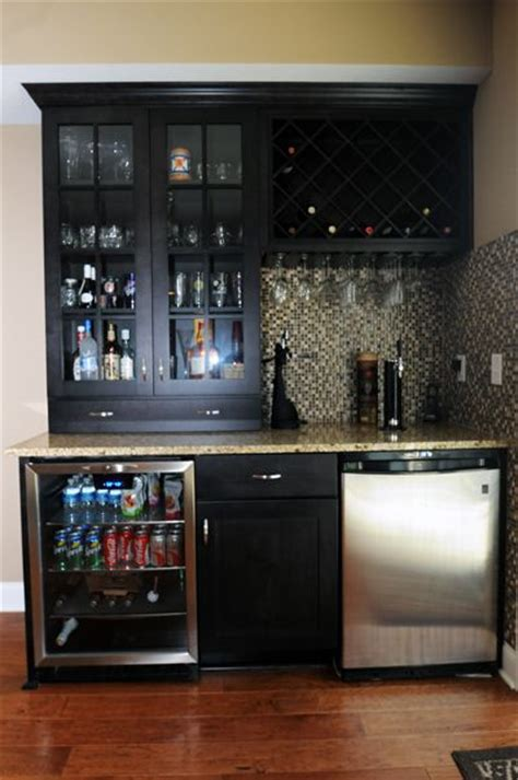 expresso kitchen cabinets 1000 ideas about home bar on bars 3631