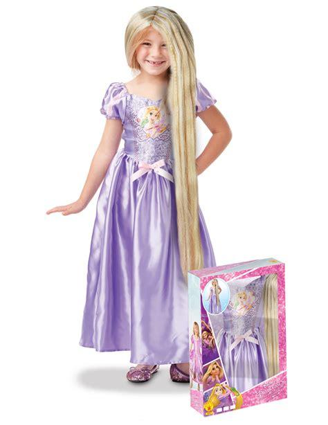 rapunzel kostüm damen rapunzel kost 252 m f 252 r m 228 dchen lila blondfarben g 252 nstige