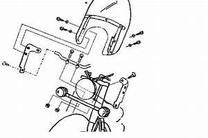 How Do I Install My Windshield On My 2006 Yamaha V