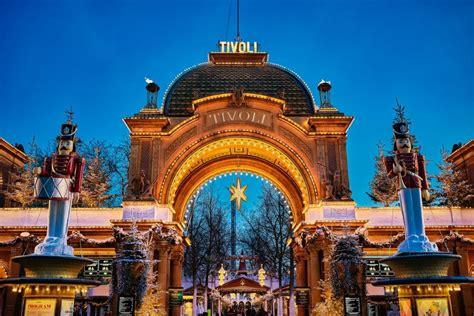 World famous Tivoli Gardens speeds access to organic fast food