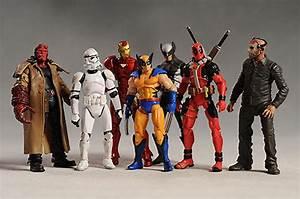 Review And Photos Of X Men Origins Wolverine Deadpool