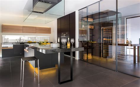 showroom cuisine showroom cuisine design minimaliste allemand et italien