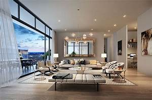 Luxury Penthouses Come To The Hills Esplanade Norwest Lake