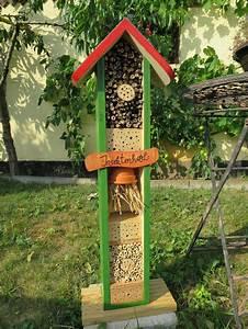 Marienkäfer Im Haus : ber ideen zu insektenhotel auf pinterest ~ Lizthompson.info Haus und Dekorationen