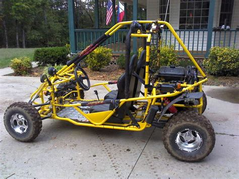 Please Help With Chinese Dune Buggy Suspension