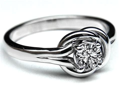 15 collection of celtic knot engagement rings