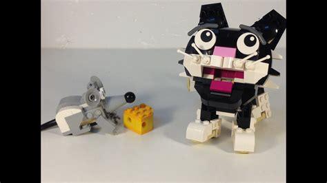 Lego Creator 3-in-1 Set 31021 Furry Creatures New 2014 Cat