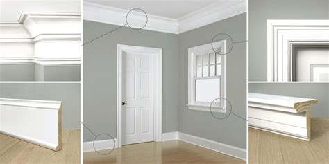 colonial revival moldings  century style windsorone