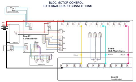 Brushless Controller Schematic