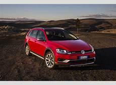 2016 Volkswagen Golf Alltrack review Practical Motoring
