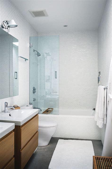 Modern Bathroom Ikea by Ontario Vacation Home Master Bathroom With Ikea Vanities