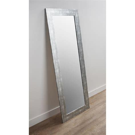 table haute avec rangement pour cuisine miroir okaasan argent l 140 x h 40 cm leroy merlin