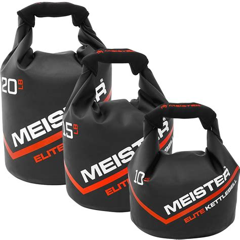 sandbag sand fitness kettlebell kettlebells elite weight soft lb 50lb meister weighted crossfit portable lifting removable bag weights dumbell package