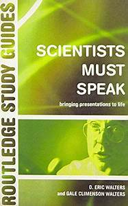 Download Pdf  Scientists Must Speak Routledge Study