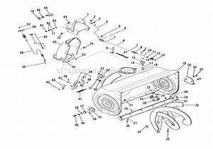 Ariens 924050 Parts List And Diagram
