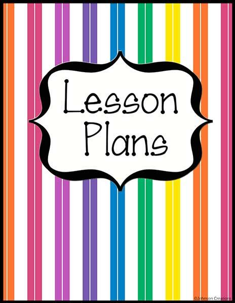 Lesson Plan Book Clip Art