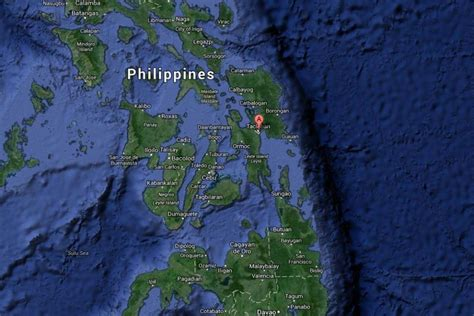 map  tacloban philippines abc news australian