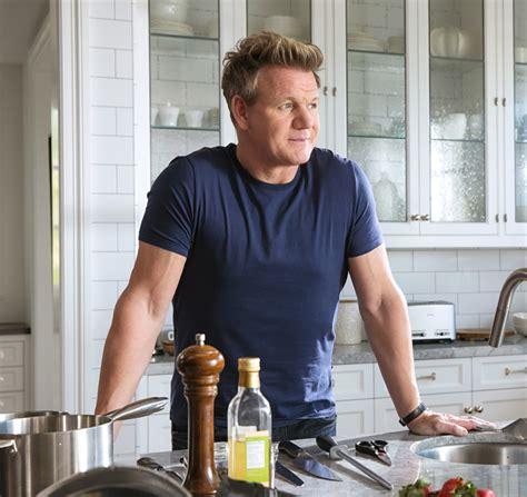 Gordon Ramsay Teaches Cooking Masterclass Review (part 1