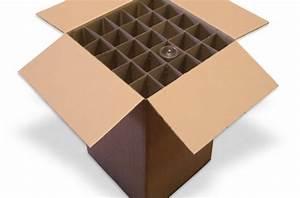 Carton Pour Verre : vente cartons et emballages d m nagement rigoulet ~ Edinachiropracticcenter.com Idées de Décoration