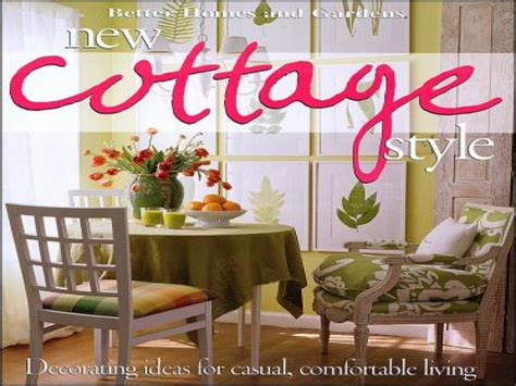 Updated Cottage Style New Cottage Style Decorating