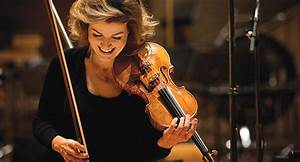 Anne-Sophie Mutter, Violin with Lambert Orkis, Piano ...