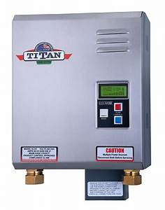 Tankless Water Heater Installation Instructions