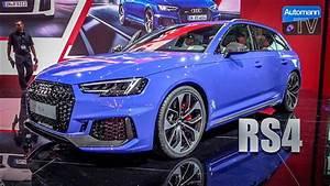 Audi Rs 4 : 2018 audi rs4 avant 450hp automanntalks youtube ~ Melissatoandfro.com Idées de Décoration