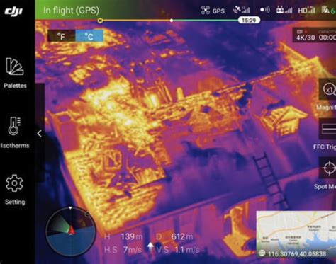 basics  aerial infrared thermography workshops coptrz