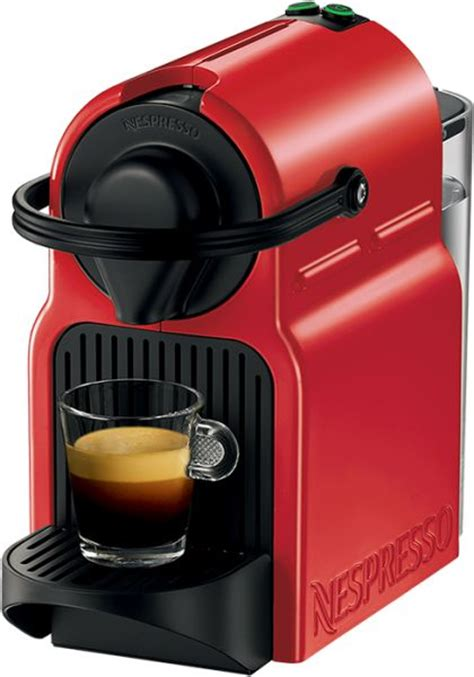 Nespresso Uae by Nespresso Inissia Coffee Machine Ruby C40 Me Re Ne