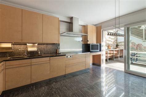 most durable kitchen flooring   David Barbale