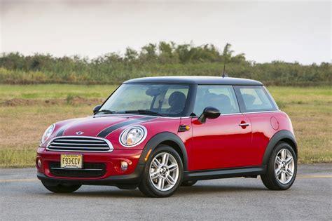 Mini Cooper Car : 2014-2015 Mini Cooper Recalled For Weight Misstatement