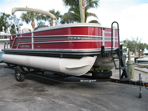 Ranger Reata Pontoon Boats For Sale by Ranger Reata 200c Boats For Sale Boats