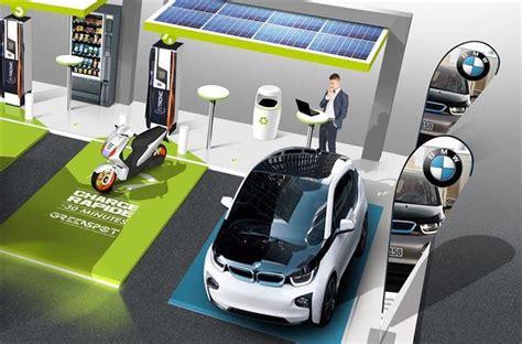 greenspot la station service electrique sinstalle