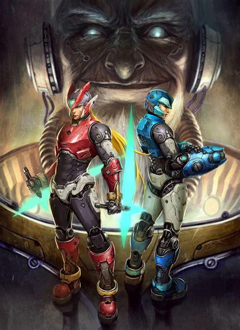 Megaman Tribute By ~tgy On Deviantart Inspiration Semi