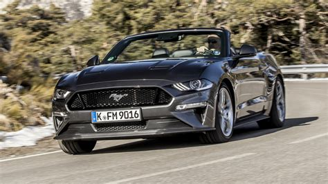 2018 Ford Mustang 5.0 V8 Gt Convertible