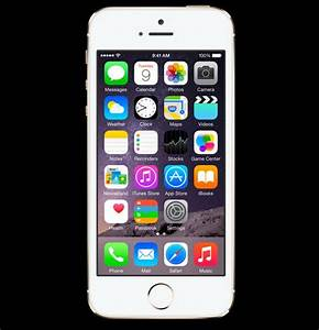 iPhone 5s Actual Size Image