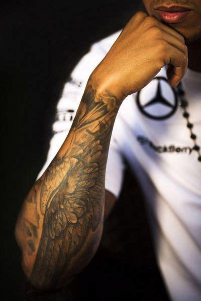 lewis hamilton  hamilton tattoos sleeve tattoos